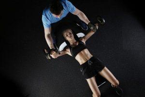 אימון כושר עם הכוונה מקצועית