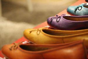 נעליים שטוחות נוחות