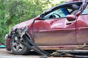 זכויות לאחר תאונת דרכים